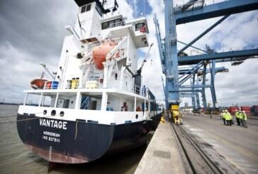 Ban destaca la importancia del transporte y comercio marítimo