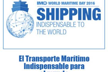 Dia marítimo Internacional 2016