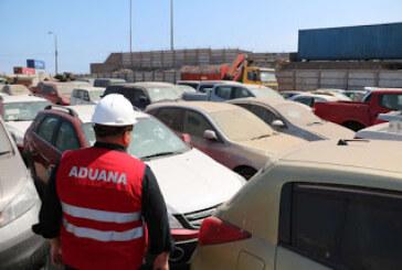 ATENTOS!!! Aduana Chilena subastará vehículos, vinos y maderas