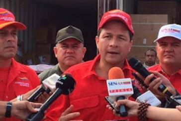 700 contenedores con productos navideños arribaron a La Guaira