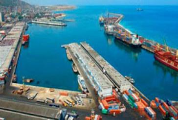 75% cayó el arribo de buques con mercancía para Navidad al puerto de La Guaira