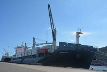 Puerto Cabello recibe cargamento de pernil y otros productos alimentarios