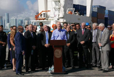 Scott planea invertir $19 millones en el puerto de Miami