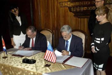 Portuarios de Cuba y Estados Unidos por ampliar vínculos comerciales