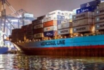 Maersk Line pone a la venta Mercosul, su naviera de cabotaje en Brasil