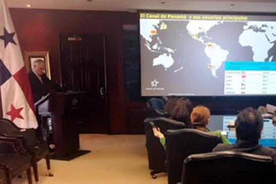 Panamá proyecta nueva ampliación del Canal para el año 2025