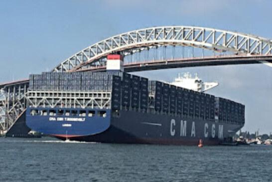 Los Neo-Panamax van a la Costa Este de Estados Unidos gracias los grandes proyectos de infraestructura