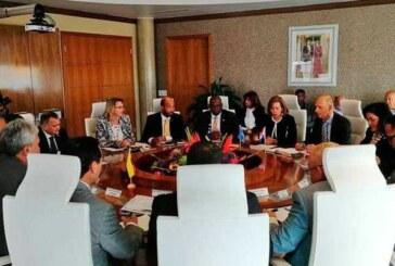 Venezuela y Reino de los Países Bajos acordaron ruta de trabajo para acabar con el contrabando