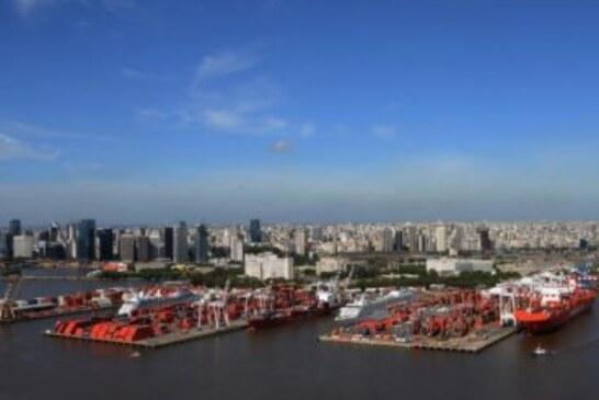 """Reducen tarifas a los """"Servicios a la Navegación"""" en el Puerto de Buenos Aires"""