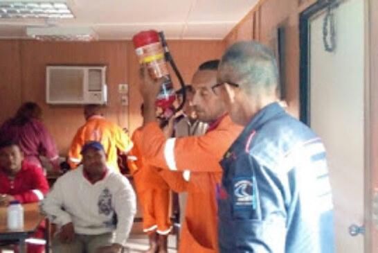 Taller Uso y Manejo de Extintores